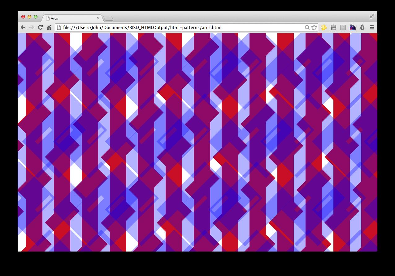 John Caserta HTML Patterns